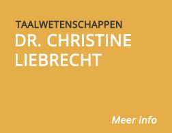 Dr. Christine Liebrecht