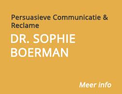 Dr. Sophie Boerman