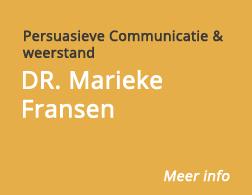 Dr. Marieke Fransen